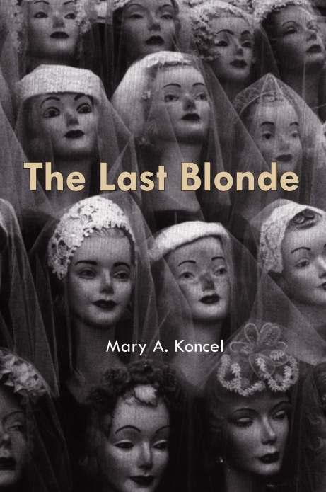 koncel, last blonde cover